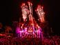Calvin Harris lights up Bermuda Triangle