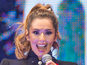 Cheryl beams at Christmas lights switch-on