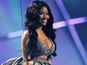 Nicki Minaj performs on David Letterman