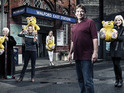 Ian Beale is visited by ghosts from his past for BBC Children in Need.