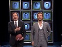 Matthew McConaughey tangles with Jimmy Fallon in an intense round of Facebreakers.