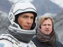 Christopher Nolan addresses the uncredited antagonist in sci-fi epic Interstellar.