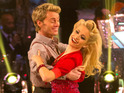 Lott is first on the Strictly leaderboard and in our reader poll.