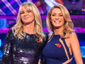 The presenter had co-hosted Strictly after Claudia Winkleman took leave last series.