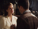 Hayley Atwell's Peggy Carter sets out to clear Howard Stark's name.