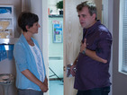 POTD: Coronation Street's Steve McDonald suffers panic attack
