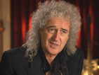 Brian May: 'Sacha Baron Cohen biopic announcement was a joke'