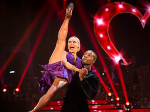 Strictly Come Dancing, Simon Webbe and Kristina Rihanoff