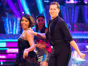 Strictly Come Dancing, Sunetra Sarker and Brendan Cole