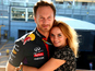 Geri Halliwell and Christian Horner engaged