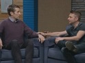 Chris Hardwick debuts newest talkshow in Comedy Bang! Bang! clip.