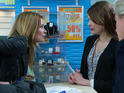Carla and Tracy clash over Rob's possessions next week.