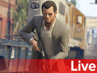 Watch us play the new version of GTA 5 live
