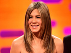 Jennifer Aniston teases 'Golden Friends' reunion on Graham Norton Show