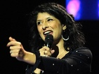 Shappi Khorsandi: 'I'd be happy to fill a comedy quota!'