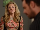 EastEnders spoiler pictures: Linda Carter to reveal her pregnancy