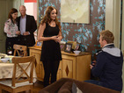 Ian rushes out of the Branning house as Peter proposes to Lauren.