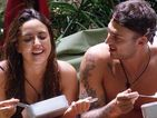 I'm a Celebrity: Jake Quickenden turns on the charm for Nadia Forde