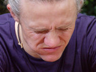 "I'm a Celebrity: Jimmy Bullard faces ""worst nightmare"" in snake trial"