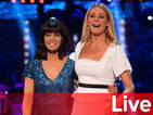 Strictly Come Dancing: Week Nine as it happens - live blog