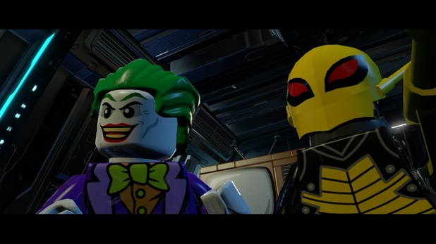 Lego Batman 3 Beyond Gotham Killer Croc Lego Batman 3 Beyond Gotham