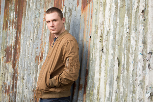 Danny-Boy Hatchard as Lee Carter in EastEnders
