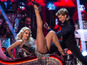 Strictly: Pictures and scores from Week 9