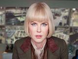 Nicole Kidman as evil taxidermist Millicent Clyde in Paddington