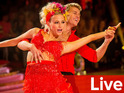 All the Strictly action as it happened in our live blog.