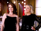 See Tina Fey and Amy Poehler's fashion show in Golden Globes promo
