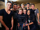 The X Factor: See Tulisa return to help out Stereo Kicks