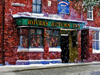 Coronation Street Tour: Win family ticket to Christmas on the Cobbles