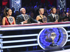Who left Dancing with the Stars in part 1 of the finals?