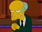 Excellent... Harry Shearer returns to Springfield and signs new The Simpsons contract