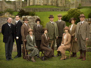 Downton Abbey Christmas special 2014
