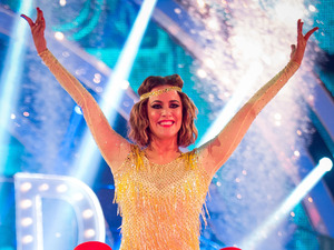 Strictly Come Dancing, Caroline Flack and Pasha Kovalev