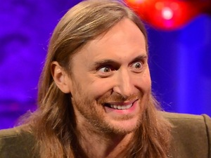 David Guetta on Alan Carr
