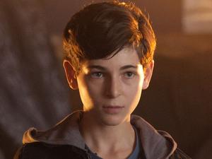 David Mazouz as Bruce Wayne in Gotham S01E10: 'Lovecraft'