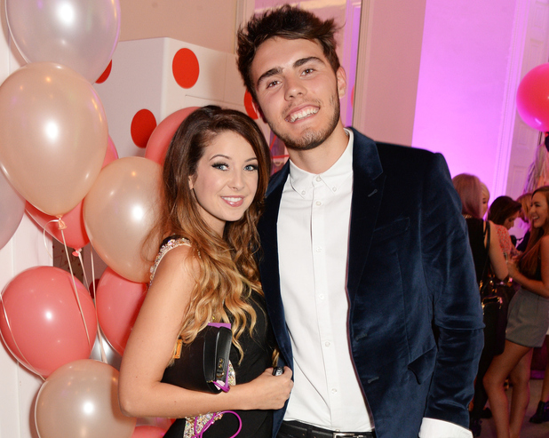 Zoella and alfie dating announcement