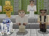 Minecraft Star Wars character skins