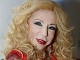 Lebanese singer Sabah