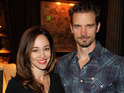 Autumn Reeser and Jason Warren