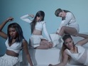 The American girl group unveil the dramatic visual for their European debut.