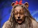 Bert Lahr's 'Cowardly Lion' costume from the Wizard of Oz