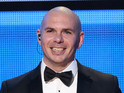 We provide live results as Pitbull hosts the American Music Awards in LA.