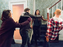 Coronation Street remained on top of the soap ratings on Friday.