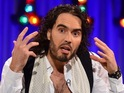 Russell Brand hits out at entertainment media outlets for mocking the star.