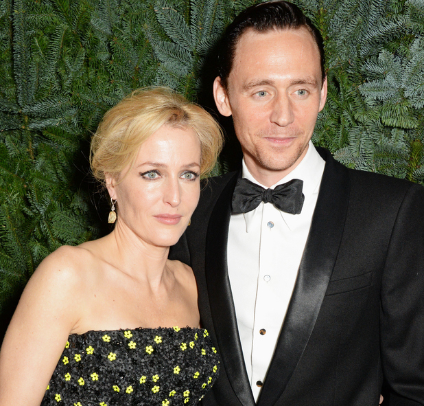 Gillian Anderson brother