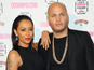 Mel B: My hubby wouldn't lay a hand on me