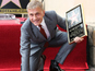 Christoph Waltz gets Walk of Fame star